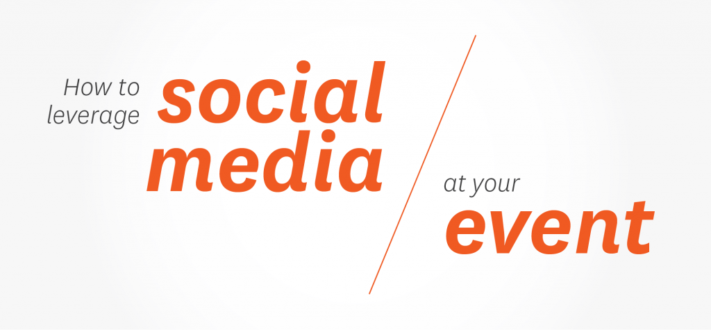 How to leverage social media event marketing at my conference