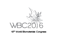 World Biomaterials Congress (WBC) 2016 logo