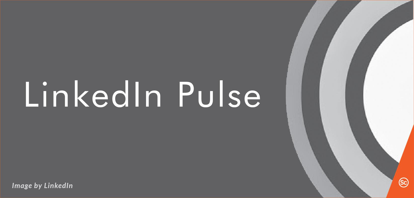 How do I use Pulse as part of my LinkedIn Social Media Strategy?